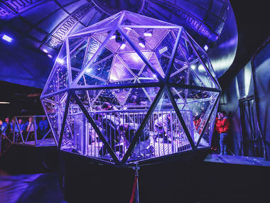 Take on the Crystal Maze